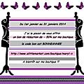Braderie janvier 2014, aperçu n°2