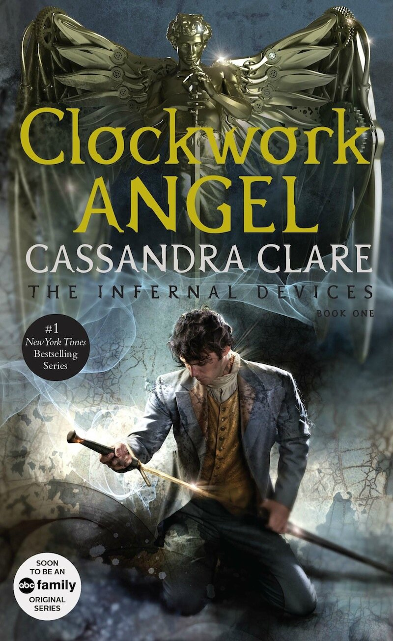 TID#1 Clockwork Angel 2015 edition