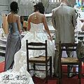 Bijou de dos pour mariage, pendentif de dos pour une mariée magnifique à l'église