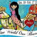 One world, one heart