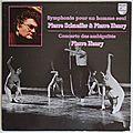 Pierre schaeffer & pierre henry, symphonie pour un homme seul / concerto des ambiguïtés, philips, lp, 1972