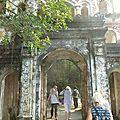 La pagode bich dong