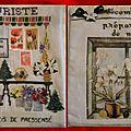 Ronde des petites xxxxx Décembre 2012 L'enveloppe pour Sandrine