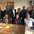 David Nicolas et Jacques Lucas candidats aux municipales de mars 2020 à <b>Avranches</b>