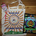 Jeu-concours : kits glastonbury festival 2013 (sac + programme + guide) and more ... à gagner