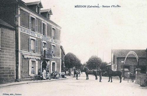 Le Breuil - Hotel du chemin de fer