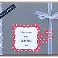 Min Une année avec Anne