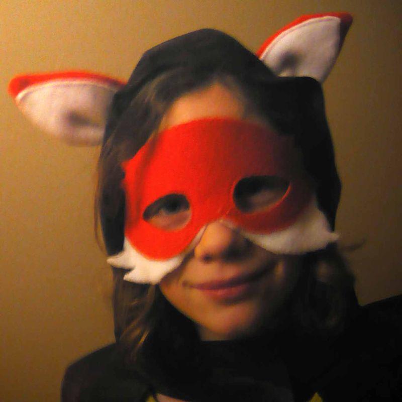 déguisement renard