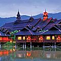 Hotel lac <b>Inle</b>: guesthouses et Hotel <b>Inle</b> Lake View