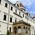 Château de Konopiste, à 40 km de Prague