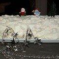 Bûche de Noël 2005: Mandarine-Chocolat