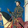 François 1er et l'art des pays-bas au louvre