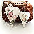 Coeur pour saint-valentin en......