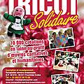 Renseignements pour participer au challenge du tricot solidaire