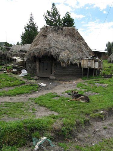 034 Habitat traditionnel, Salinas