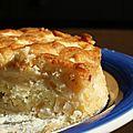 Gâteau aux pommes de dorie greenspan