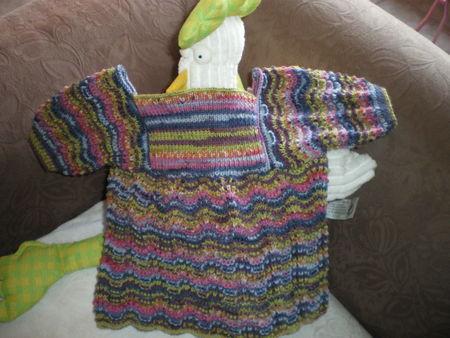 Vagues multicolores - Grandma