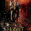 Bilbo poster The Hobbit The Desolation of Smaug