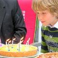 L'Anniversaire de DEJAN - 8 ans à Compiègne/FRANCE