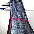 Robe lucie chambrai