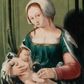 After restoration, Rijksmuseum's '<b>Virgin</b> <b>and</b> <b>Child</b>' turns out to be by Lucas van Leyden
