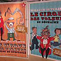 Le Cirque des voleurs: Le Clou du spectacle, de William Sutcliffe & David Tazzyman
