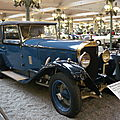 MERCEDES BENZ 600 cabriolet 1928 Mulhouse (1)