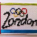 ATC JO Londres reçue de Sophie D