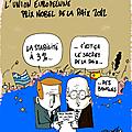Le prix nobel de la paix 2012 a un prix