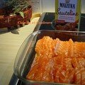 Lasagnes saumon fenouil