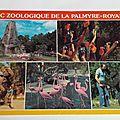 Royan zoo de la Palmyre datée 1993