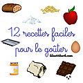 12 recette