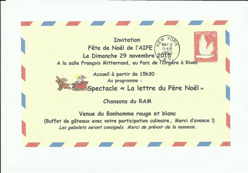 Spectacle de nol laipe invitation stopboris Gallery