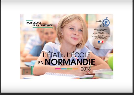 PASSIF DE LA DIVISION: L'état de l'ECOLE en Normandie est INQUIETANT… Voire très INQUIETANT!