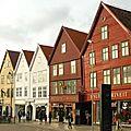 Bergen, les quais
