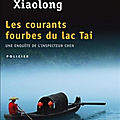 Les Courants fourbes du lac Taï (Don't Cry, Tai Lake) - Xiaolong Qiu