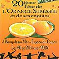 La fête de l'orange, 20 et 21 février 2016