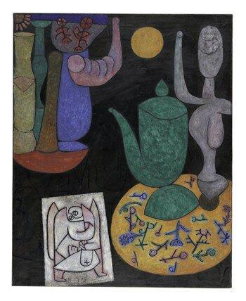 Paul Klee - Dernière nature morte