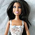 <b>Tuto</b> sous-vêtements poupée 1ère partie - exemple sur Barbie - simple à faire