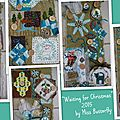 Waiting for Xmas with Quiltmania