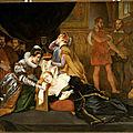 La mort de Marie STUART de Abel de Pujol, par Antoine URIBE