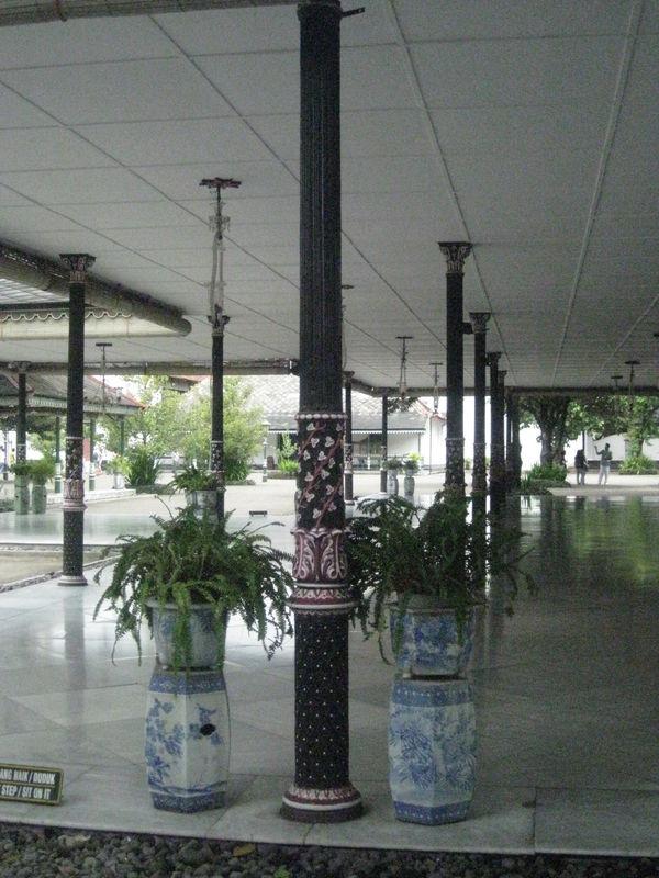 Sultan palace, Jogja