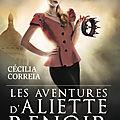Dans l'ombre du roi (Aliette <b>Renoir</b> #2), de Cécilia Correia