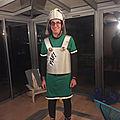 Un déguisement de <b>légionnaire</b> romain pour la fête de Sulauze