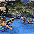 <b>Dreadfleet</b> / The Uncharted Seas - Wyrm Sangsue