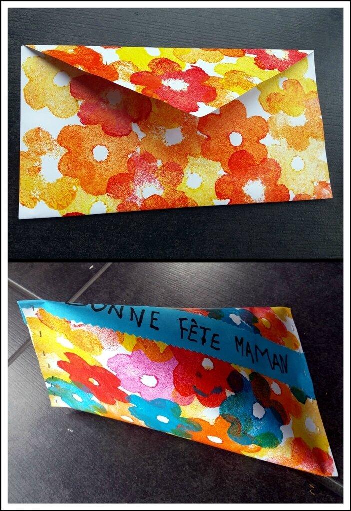 Emballages fleuris