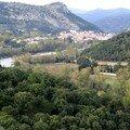 La vallée du Gardon, vers Anduze