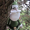 Test <b>crochet</b> - Tall Santa...