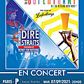 Dire Straits et Supertramp à l'honneur de la tournée Rock Legends en septembre