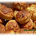 muffins courgettes jambon2
